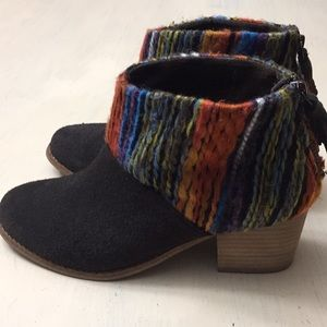 Toms Leila ankle boots